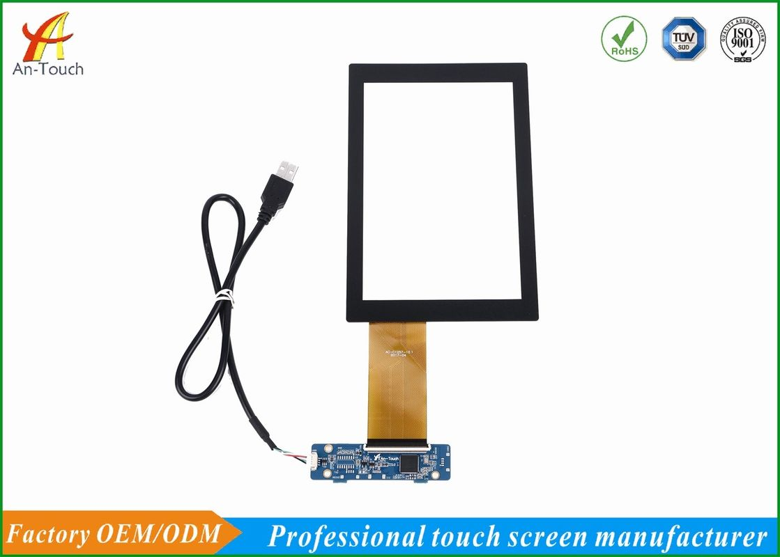 Capacitive Water Resistant Touch Screen Panel ILITEK 2511 IC Controller