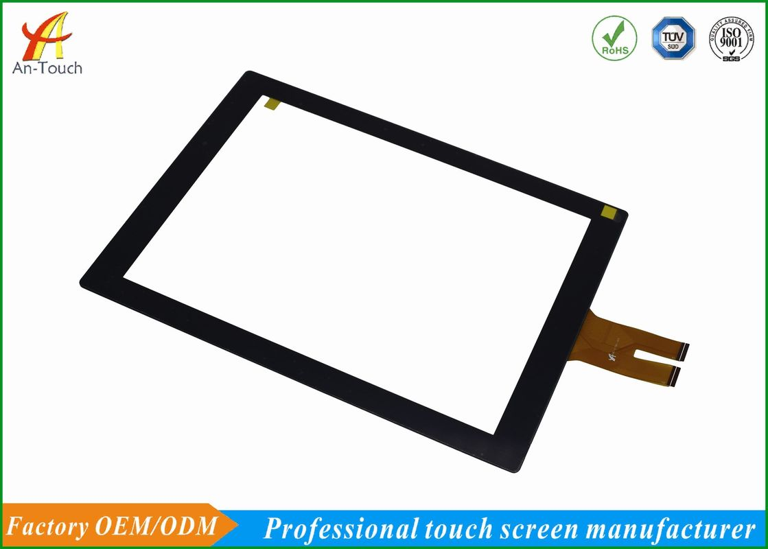 Commercial Custom 12.1 Touch Screen Overlay Kit For All In One Touch Terminal
